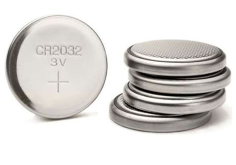 Baterias CR 2032
